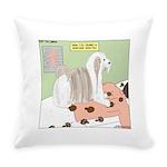 Shih Tzu Shiitake Shiatsu Everyday Pillow