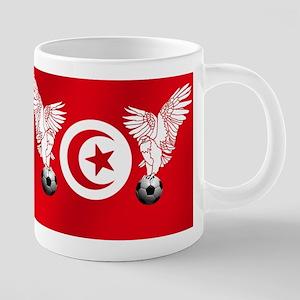 Tunisian Football Mugs