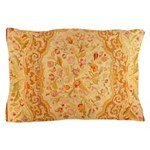 English Needlework Pillow Case