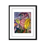 Seeds of Life Framed Panel Print