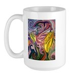 Seeds of Life Large Mug
