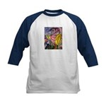 Seeds of Life Kids Baseball Jersey