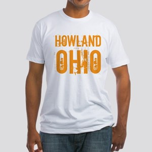 Howland Ohio Fitted T-Shirt