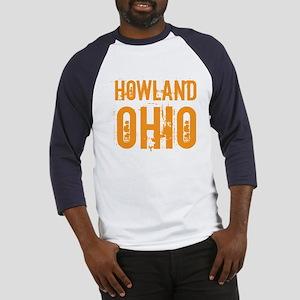 Howland Ohio Baseball Jersey