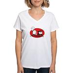 Leif & Cole Women's V-Neck T-Shirt