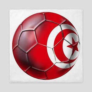 Tunisian Football Queen Duvet