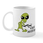 Stupid Earthlings Mug
