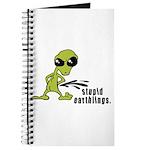Stupid Earthlings Journal