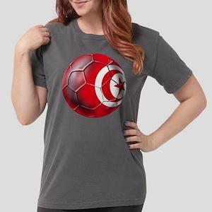 Tunisian Football Womens Comfort Colors® Shirt
