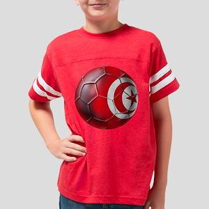 Tunisian Football Youth Football Shirt