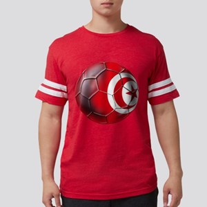 Tunisian Football Mens Football Shirt