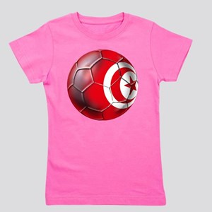 Tunisian Football Girl's Tee