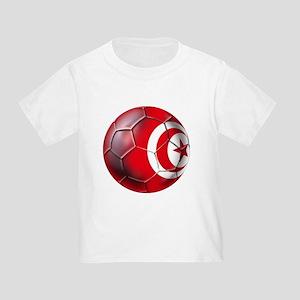 Tunisian Football Toddler T-Shirt