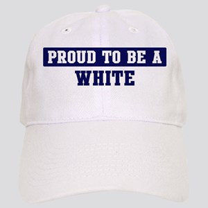 Proud to be White Cap