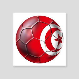 Tunisian Football Sticker