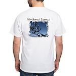 Northwest Express White T-Shirt