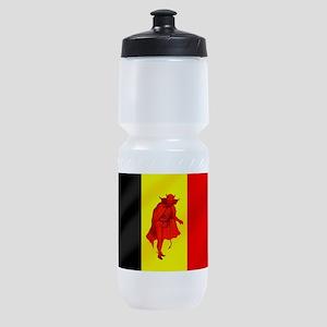 Belgian Red Devils Sports Bottle