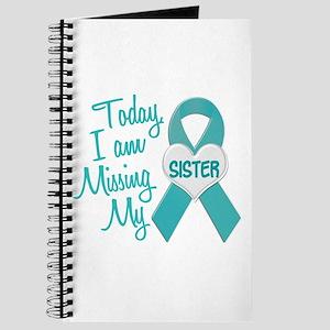 Missing My Sister 1 TEAL Journal