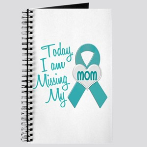 Missing My Mom 1 TEAL Journal