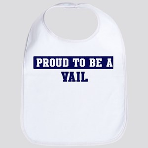Proud to be Vail Bib