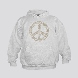 World Peace Kids Hoodie