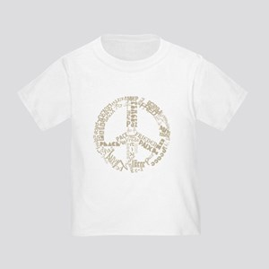World Peace Toddler T-Shirt