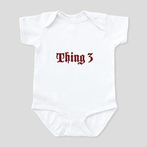 Thing 3 Infant Bodysuit