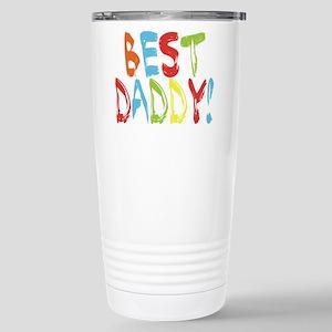 Best Daddy Stainless Steel Travel Mug