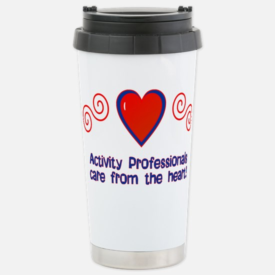 Activity Professionals Stainless Steel Travel Mug