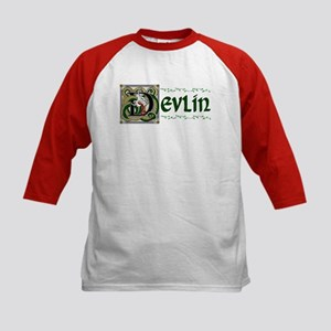 Devlin Celtic Dragon Kids Baseball Jersey