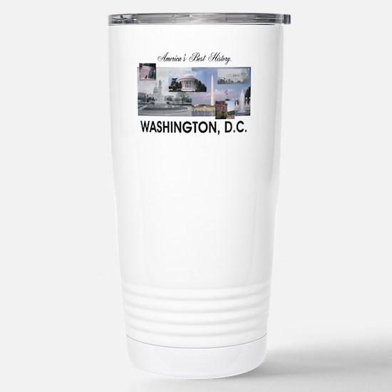 Washington Americasbest Stainless Steel Travel Mug