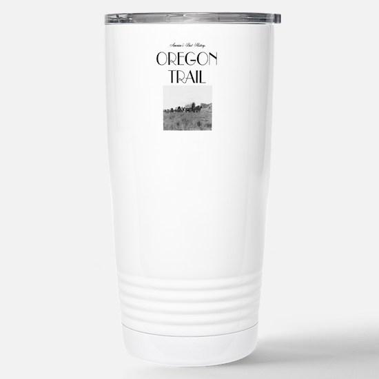 ABH Oregon National His Stainless Steel Travel Mug