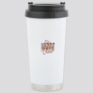 My Dance Crew Stainless Steel Travel Mug