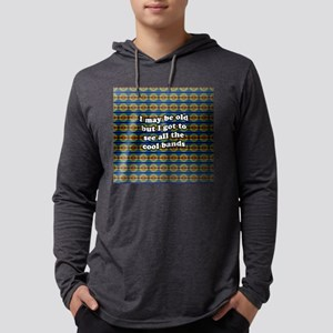 All the Cool Bands Long Sleeve T-Shirt