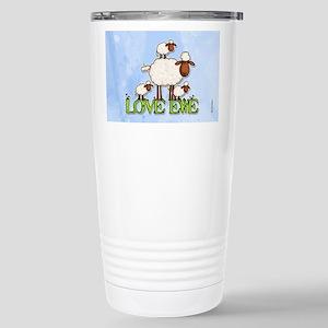 love ewe Stainless Steel Travel Mug