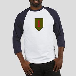Baseball Jersey - Military 1st Infantry
