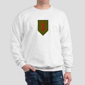 Sweatshirt - Military Big Red 1