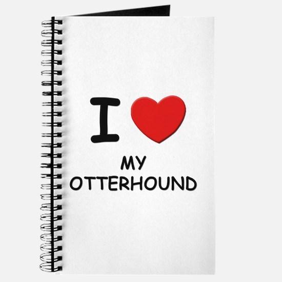 I love MY OTTERHOUND Journal