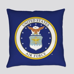 Air Force USAF Emblem Everyday Pillow