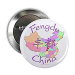 Fengdu China Map 2.25