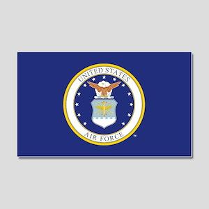 Air Force USAF Emblem Car Magnet 20 x 12