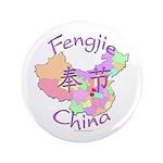 Fengjie China Map 3.5