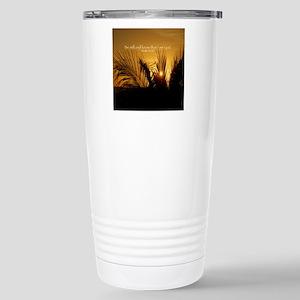 Jamaican Sunset Stainless Steel Travel Mug