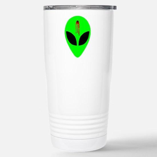 Dead Alien Stainless Steel Travel Mug