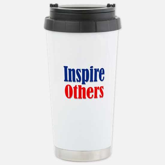 Inspire Others Stainless Steel Travel Mug