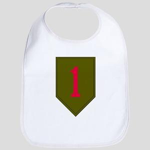 1st Infantry Bib