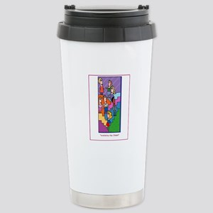 Just Cards Stainless Steel Travel Mug