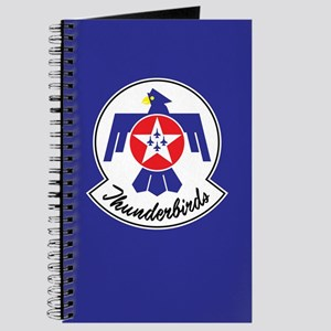 USAF Thunderbirds Emblem Journal
