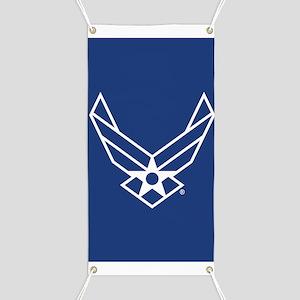 USAF Logo Outline Banner