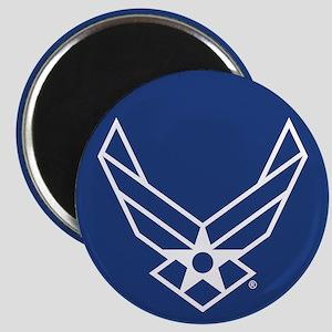 USAF Logo Outline Magnet